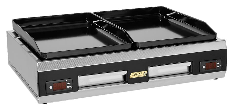 Plancha électrique - Collet Industries - modèle Zénith 600